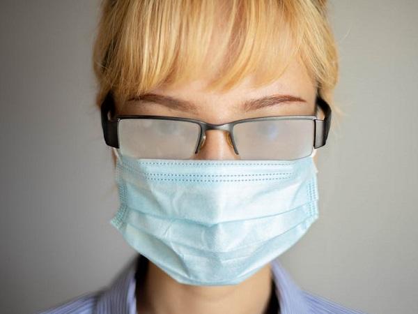 Ξηροφθαλμία από χρήση μάσκας
